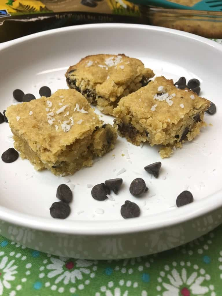 Coconut Scotchies {THM-S, Sugar-Free} - Country Girl Cookin